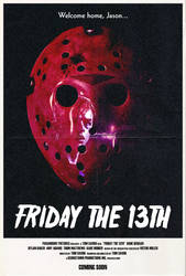 Friday the 13th (2018) - Poster