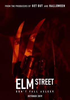 Elm Street (2018) - Poster