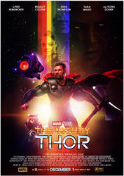 Marvel's The Mighty Thor - Theatrical Poster by Delorean7