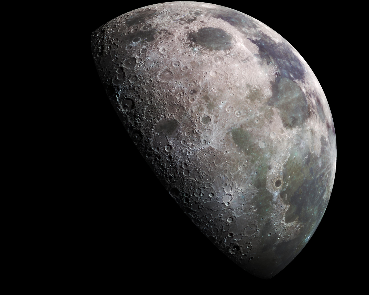 High Resolution Moon Pictures