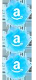 Amazon Logo v3 Start Orb For Windows