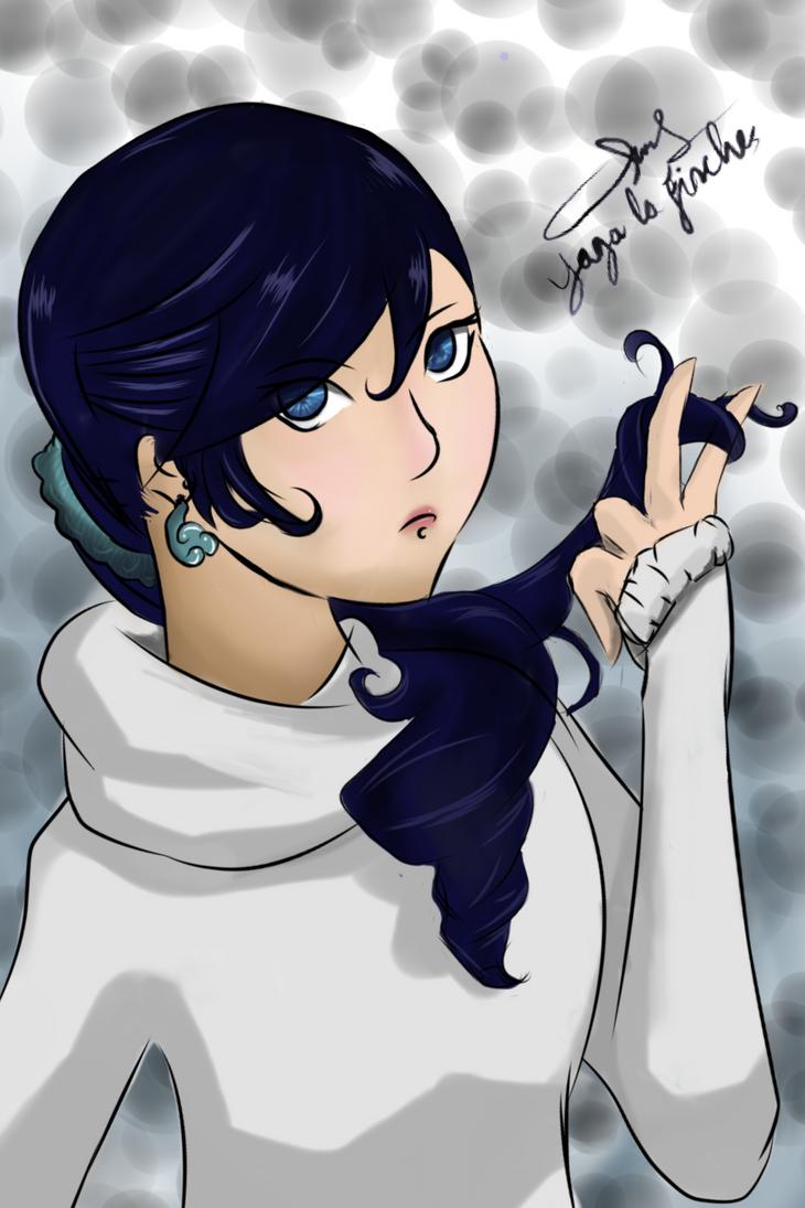 vanilla girl by yogatilang97