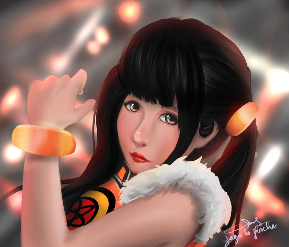 Ling Xiaoyu by yogatilang97