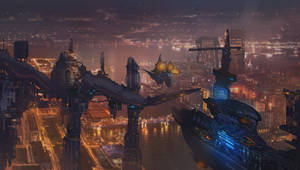Docks by Shin500