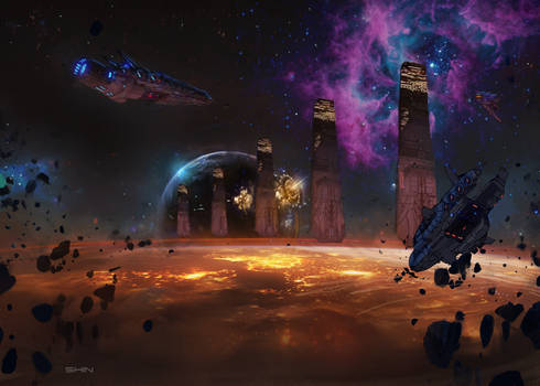 Daily Deviation : Space