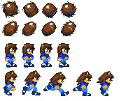 first darcy sprites by falcon-the-echidna