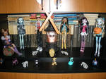 Monster High Halloween Contest