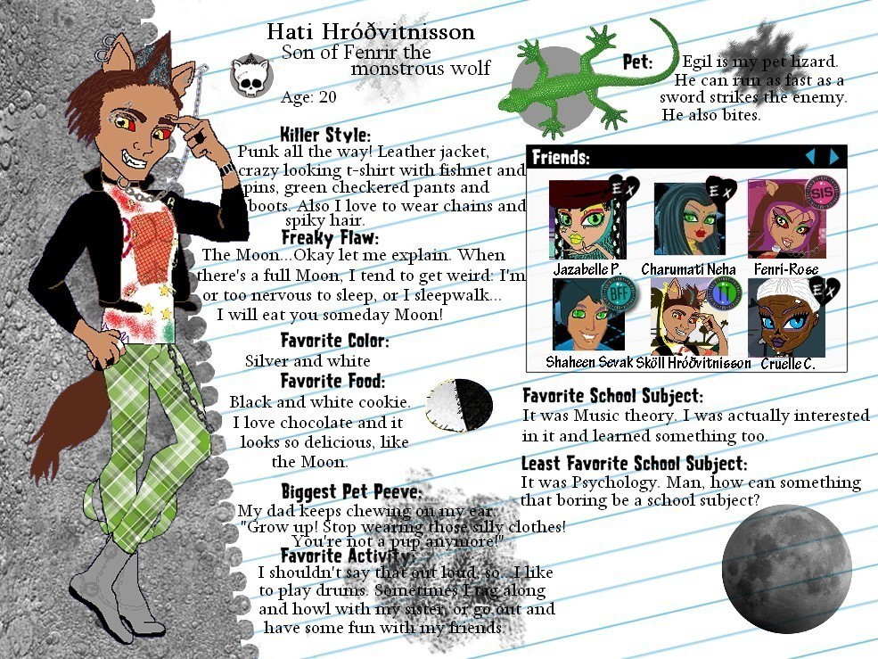 MH OC-Hati Hrodvitnisson profile by Bj-Lydia