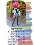 2014 calendar-September by Bj-Lydia