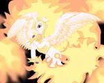 MLP - Solar Flare