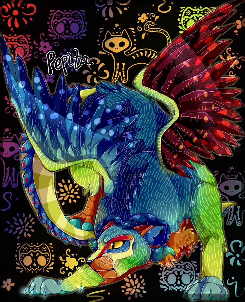 Pepita by Ghoul-bite