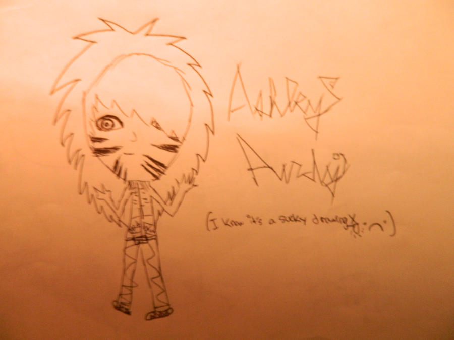 Ashley Purdy Chibi by sheepcat-ptv