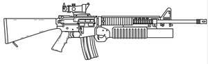 M-16A4
