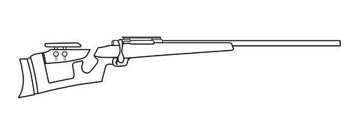 GOL .338 Magnum