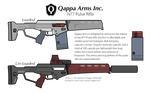 N-77 Pulse Rifle