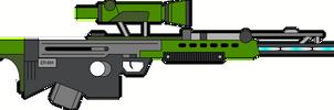EMR-002 Rail Gun Prototype by lemmonade
