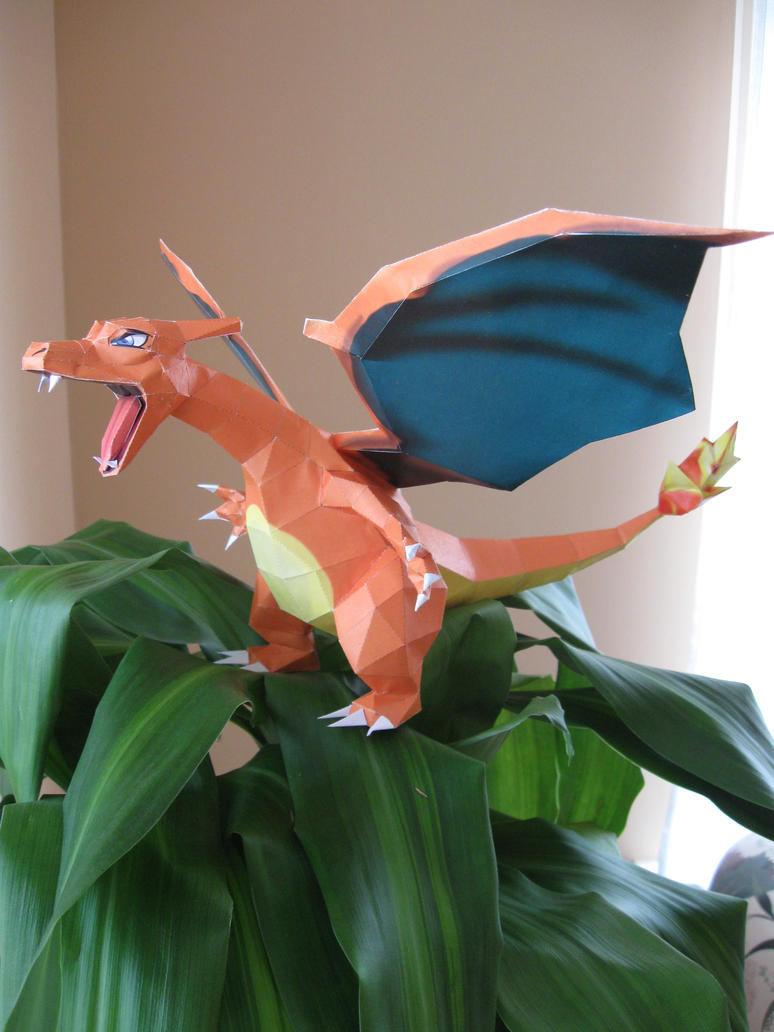 Charizard by djl91