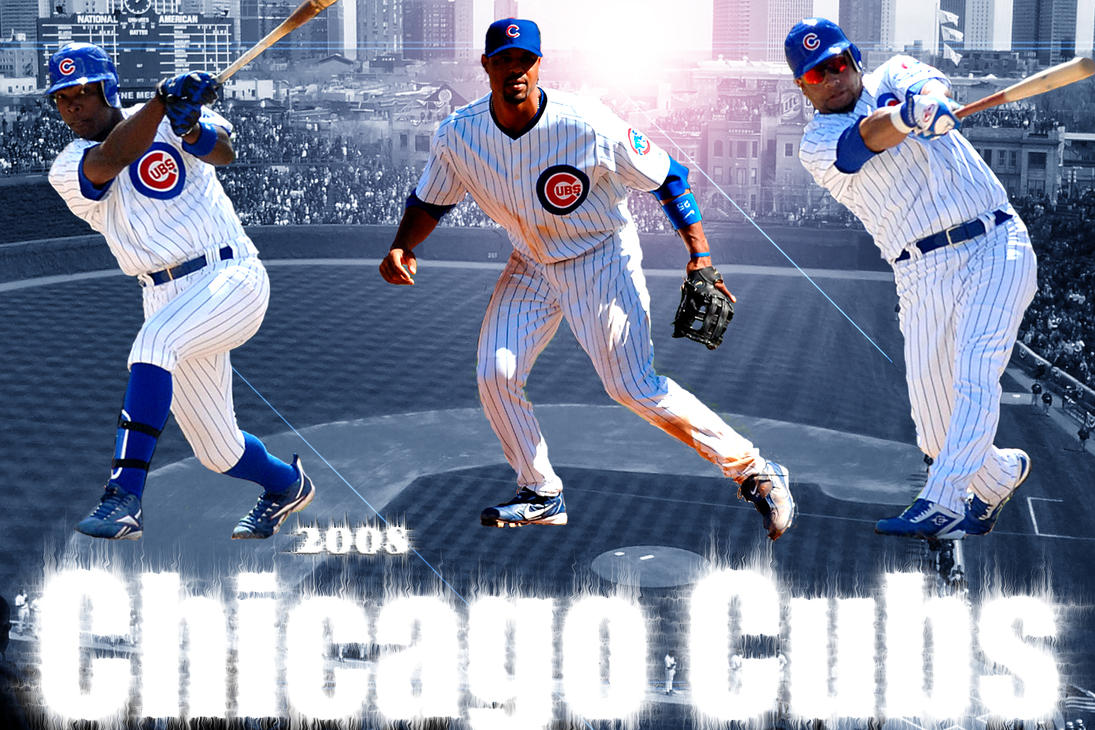 2008 Chicago Cubs wallpaper by ~chicagosportsown on deviantART