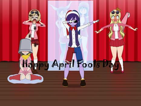happy April fools day