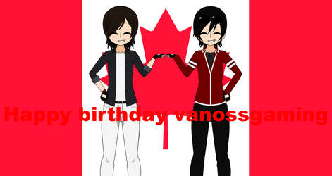 Happy Birthday Vanossgaming