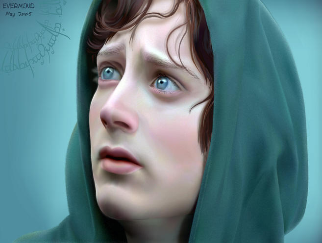 Mr. Frodo by I-evermind