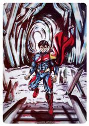 Superman - Return of the God by Faith84g