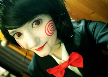 Billy the puppet by likos