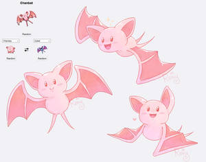 PokeFusion: Chanbat