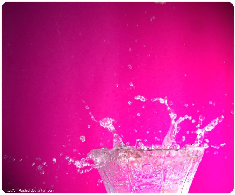 water splash . . . by umRashid
