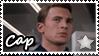 Avengers - Captain America Stamp by NinjaWerewolves