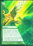 Magic Card Alteration: Krosan Grip