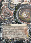 Magic Card Alteration: Oblivion Ring