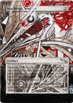 Magic Card Alteration: Isochron Scepter #4