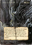 Magic Card Alteration: Ashes to Ashes