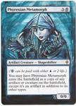 Magic Card Alteration: Phyrexian Metamorph 7/14