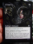 Magic Card Alteration: Skullclamp 10-22