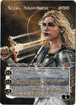 Magic Card Alteration: Elspeth, Knight-Errant