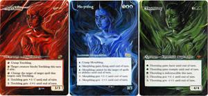 Magic Card Alteration: Shapeshifters