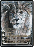 Magic Card Alteration: Ajani Goldmane 1-31-14
