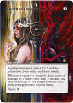 Magic Card Alteration: Sword of Light and Shadow