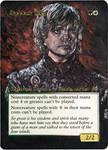 Magic Card Alteration: Tyrion Gaddock Teeg 3/16/14