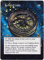 Magic Card Alteration: Coalition Relic 3/30/14 by Ondal-the-Fool