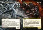 Magic Card Alteration: Kaalia and Avacyn
