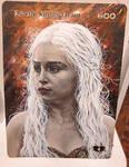 Magic Card Alteration: Daenerys Elspeth