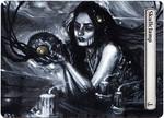 Magic the Gathering Alteration: Skullclamp 5/26/14
