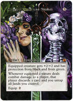 Magic alteration: Sword of Feast and Famine by Ondal-the-Fool