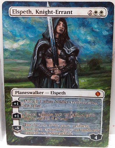 magic alteration elspeth knight errant 12614 by ondal