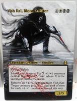 Magic Alteration: Vish Kal, Blood Arbiter by Ondal-the-Fool