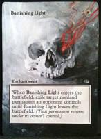 Magic Alteration: Banishing Light by Ondal-the-Fool