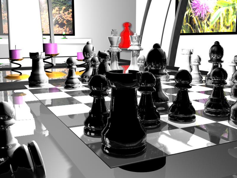 Chess by batman288